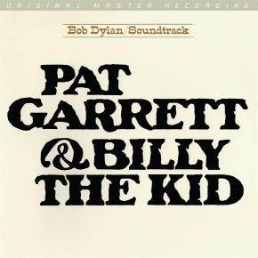 Bob Dylan - Pat Garrett & Billy the Kid 180g MoFi LP Limited Edition