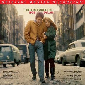Bob Dylan - The Freewheelin' MONO MoFi 2LP 45RPM 180g Numbered