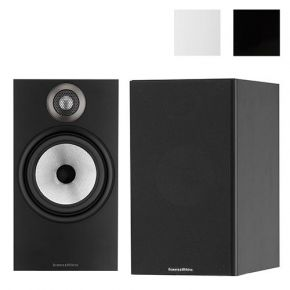 B&W 606 2-Way Bookshelf Speaker Pair