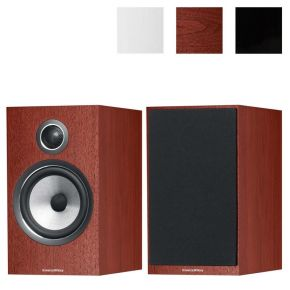 B&W 706 S2 2-Way Bookshelf Speaker Pair