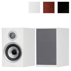 B&W 707 S2 2-Way Bookshelf Speaker Pair