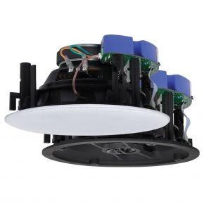 """Opus One 6.5"""" 2-Way Bluetooth Ceiling Speakers Pair C0876"""