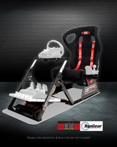 Next Level Racing GTultimate V2 Simulator Cockpit Rig by Pagnian Imports