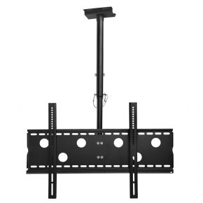 32-60in Plasma TV Ceiling Mount Tilt 80kg Black CPLB102b.bl