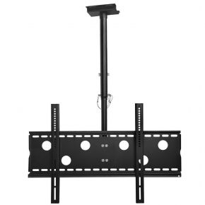 30-50in Plasma TV Ceiling Mount Tilt 60kg Black CPLB102m.bk