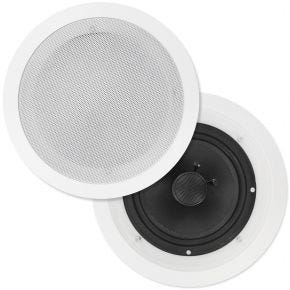 "OEM 6.5"" Carbon Cone In Ceiling Speakers Pair CS609"