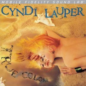 Cyndi Lauper - True Colors MoFi LP Numbered