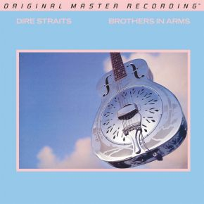 Dire Straits - Brothers In Arms MoFi 2LP 180g 45RPM Numbered