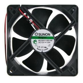 Sunon Cooling / Exhaust Fan 12V 120mm F1165