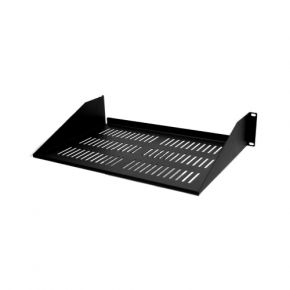 2U 19in x 305mm Vented Rack Shelf FS2U12