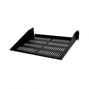 2U 19in x 381mm Vented Rack Shelf FS2U15