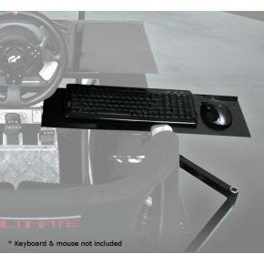 Keyboard & Mouse Stand for Next Level Racing GTultimate V2 Racing Simulator Cockpit RRP $99