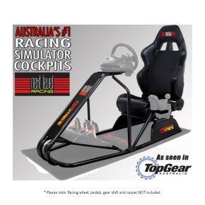 Next Level Racing GTxtreme V2 Racing Simulator Cockpit by Pagnian Imports
