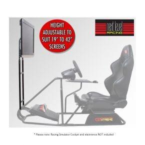 Monitor Stand for Next Level Racing GTxtreme V2 Racing Simulator RRP $99
