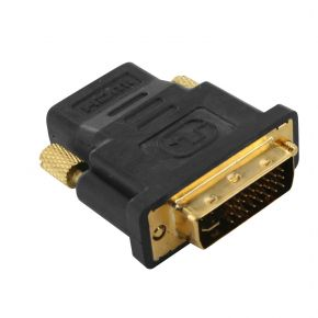 DVI Male To HDMI Female Adaptor HD4304