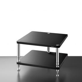 Solidsteel Hyperspike HJ 2 Shelf Rack Black