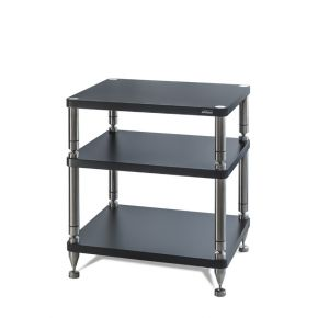 Solidsteel HY-3 Hi-Fi Rack Black