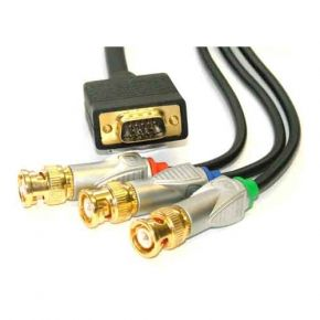 10m ISIX Projector Cable BNC Component to XVGA IQC5210