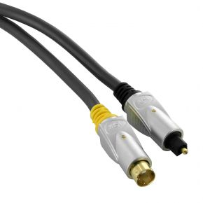 3m ISIX Pro Toslink Cable + SVHS IQC8503