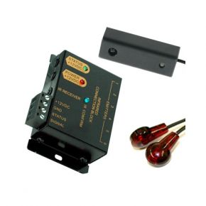 IR Infrared Remote Control Extender / Repeater System A1204
