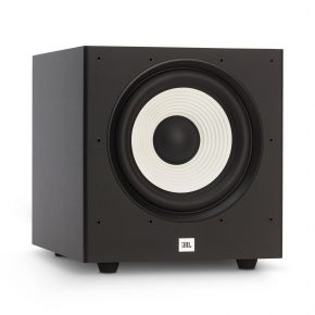 JBL Stage A100P Powered Subwoofer Pantone Black