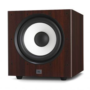 JBL Stage A100P Powered Subwoofer Two-Tone Wood