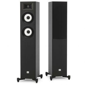 JBL Stage A170 Floor Standing Speakers Pair Pantone Black
