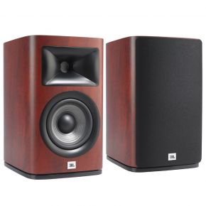 JBL Studio 6 Series Studio 620 Pair Bookshelf Speakers Wood