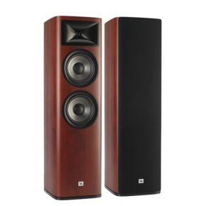 JBL Studio 6 Series Studio 690 Pair Floor Standing Speakers Wood