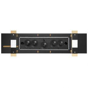Krix Epix Single Centre Speaker Baffle & Enclosure with Black Grille Cloth EPXCB.bun