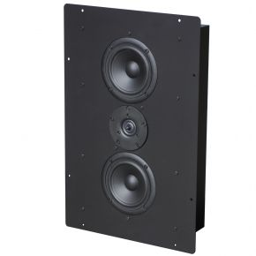 Krix Scenix Series SX In-Wall Speaker Black Grille Version
