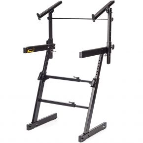 Hercules Z Keyboard Stand Double / Dual / Two / 2 Tier KS410B