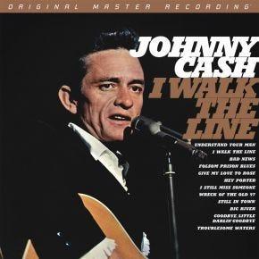 Johnny Cash - I Walk The Line 180g 45RPM MONO MoFi 2LP LMF2-495
