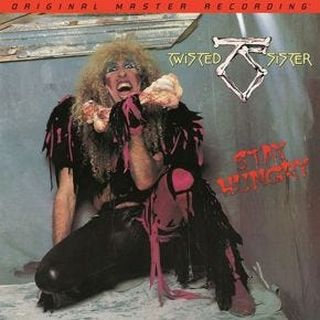 Twisted Sister - Stay Hungry MoFi LP 180g Numbered