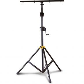 Hercules Stage Lighting Tripod Stand 1.7m - 3.5m Tall with T-Bar LS700B