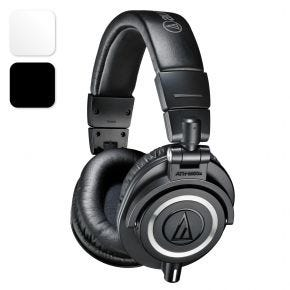 12 Months All Audio-Technica products include a 12 month Australian Limited Warranty.  Problems? If you experience any issues with this product please don't hesitate to contact us.