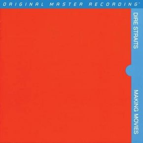 Dire Straits - Making Movies MoFi 2LP 45RPM Limited Edition