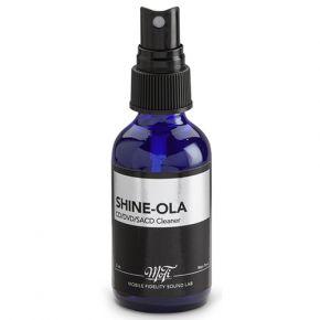 MoFi Shine-Ola CD/SACD/BluRay Cleaner 60ml Cleaning Fluid MFSLSHI