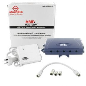Amp Master Masthead Amplifier with Power Supply MHA30F