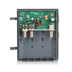 Kingray Wideband VHF/UHF Masthead Amplifier MHW35F