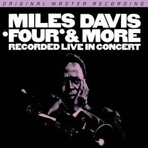 Miles Davis - Four And More MoFi LP 180g Numbered
