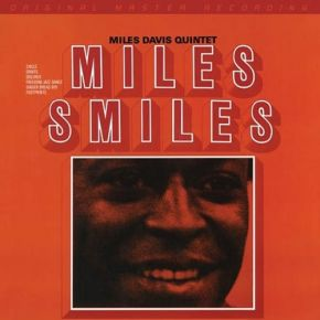 Miles Davis - Miles Smiles MoFi 2LP Numbered