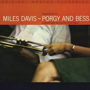 Miles Davis - Porgy and Bess MoFi 2LP 45rpm Limited Edition