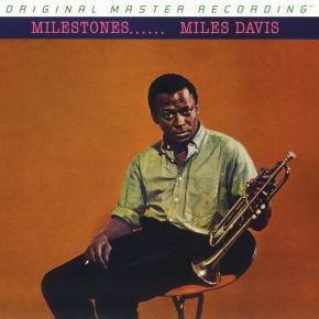 Miles Davis - Milestones MoFi MONO LP 180g Numbered