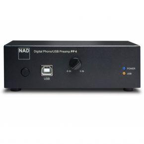 NAD PP 4 Digital Phono/USB Preamplifier