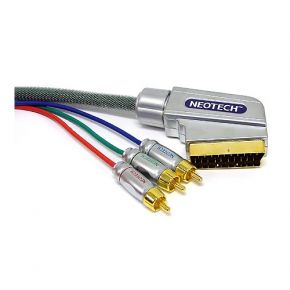 3m Neotech Origin High End SCART - Component Video Cable NEO2433