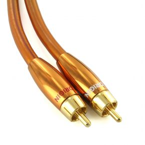 Neotech Origin 7mm Audio Cable 2 RCA - 2 RCA ORI703
