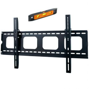 "42-70"" Inch 100kg Universal LED LCD Plasma TV Wall Mount Bracket Black PLB102l.bk"