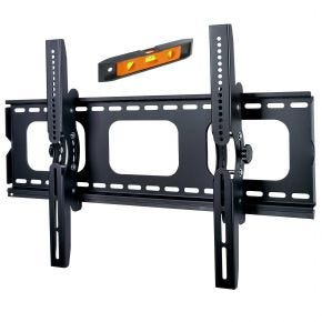 "30-50"" Inch Universal Tilt Plasma LED LCD TV Wall Mount Bracket 60kg Black PLB103M.bk"