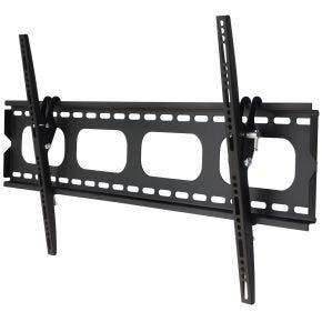 "50-75"" Inch 100kg Slimline Universal LED LCD Plasma TV Tilt Wall Mount Bracket PLB118L"